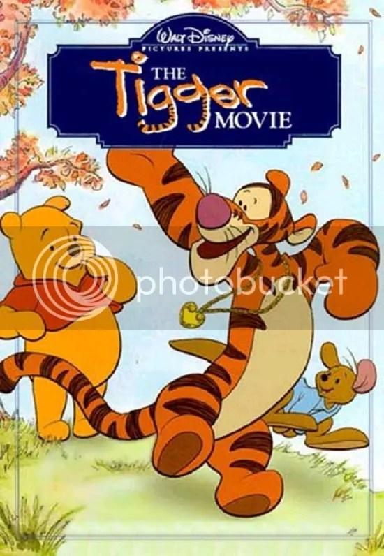 迪士尼動畫《跳跳虎小熊維尼友情歷險記The Tigger Movie》DVD-電影下載區 - 澳門討論區-iDreamx