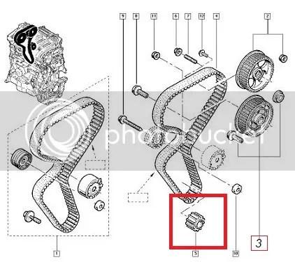 RENAULT CLIO MEGANE SCENIC TWINGO LAGUNA KANGOO CRANKSHAFT
