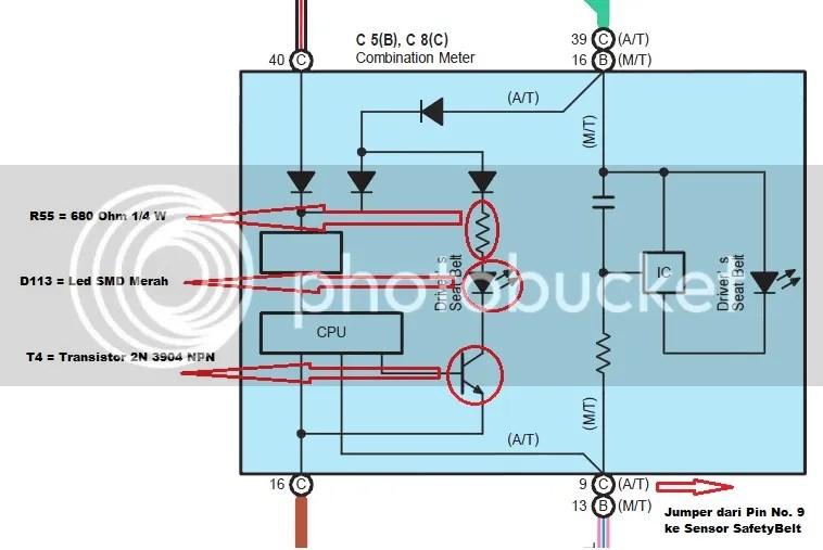 Wiring Diagram Avanza Non Vvti
