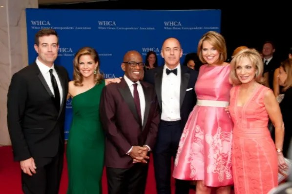 Image result for wh correspondents dinner
