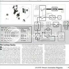700r4 Plug Wiring Diagram 2007 Gmc Sierra Radio 1984 C10 With Tcc Connector Problems Hot Rod Forum