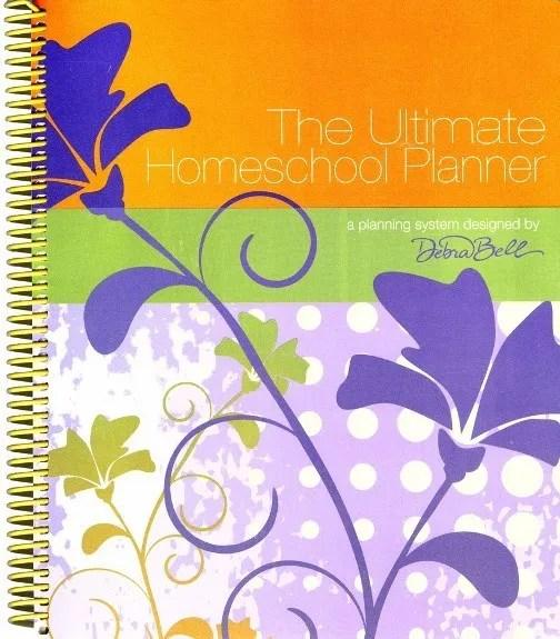 Apologia Ultimate Homeschool Planner