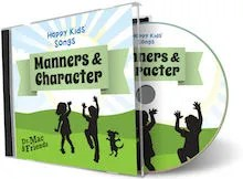 Mamas Coffee Shop Reviews Manners & Character from Happy Kids Songs