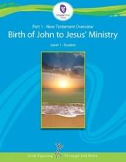 Grapevine Studies New Testament Overview Part 1 - Level 1