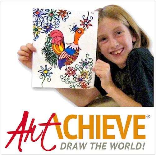 Art Lessons for Children ArtAchieve Review