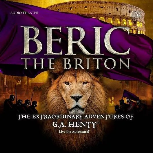 Beric The Briton Heirloom Audio Productions Review