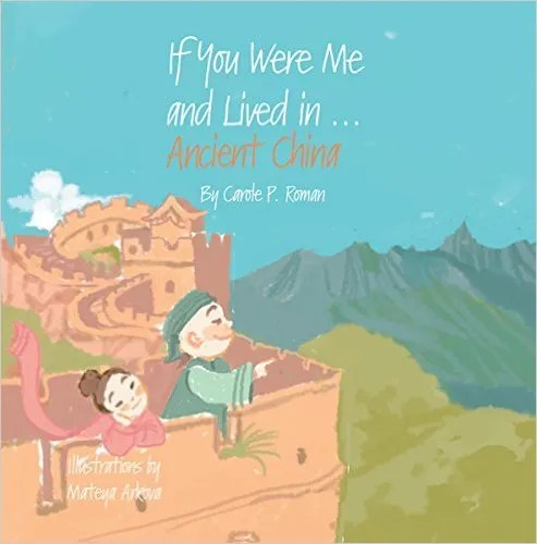If You Were Me and Lived in ... {by Carole P. Roman and Awaywegomedia.com}