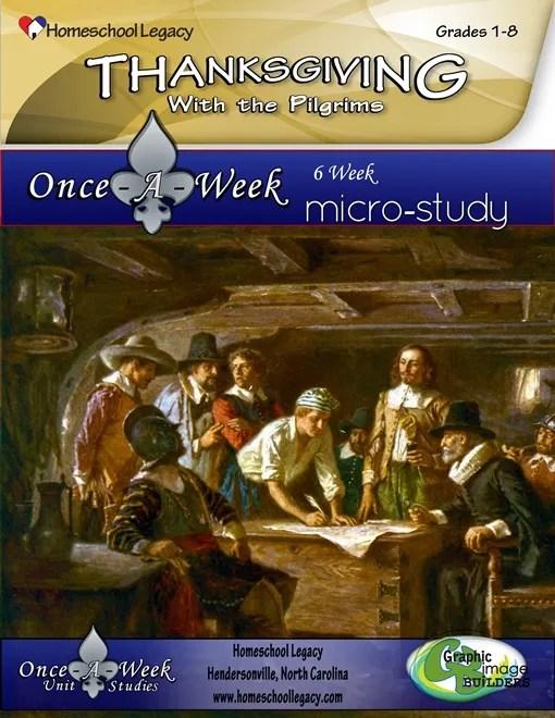 Once-a-Week Studies {Homeschool Legacy}