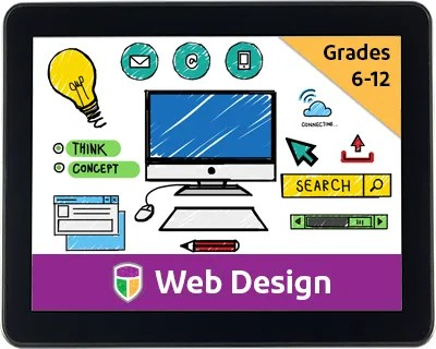 CompuScholar, Inc. Web Design