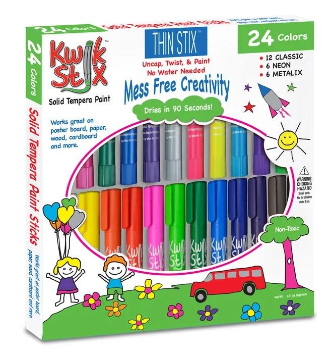 Thin Stix Creativity Pack