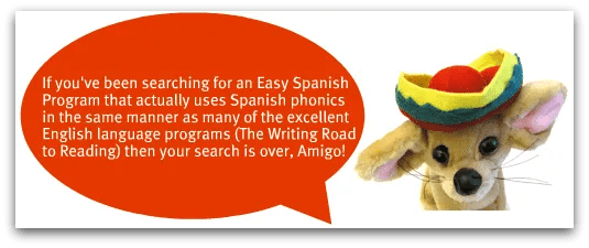 Great Commission Languages - Spanish text with dog