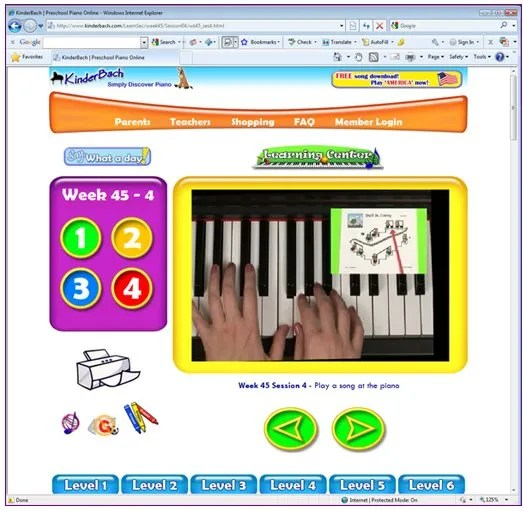 Kinderbach music review
