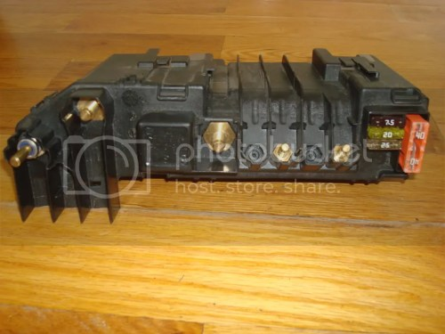small resolution of mercedes benz s front pre fuse box it will work in 2007 and 2008 models of