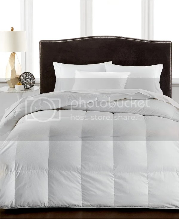Hotel Collection Finest Hungarian White Goose Comforter King 700 Fill Power