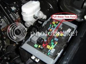 SilveradoSierra • removed DRL fuse but DRLs still run