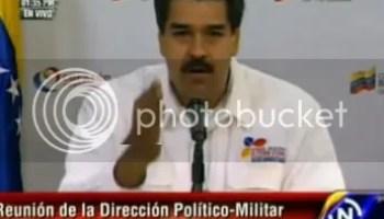 Venezuela Coup Plot Thwarted