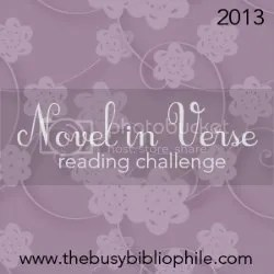 NovelinVerseReadingChallenge1 The Novel in Verse Reading Challenge Kickoff Giveaway