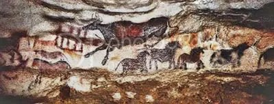 a172 lascaux5 Gambar Lukisan Dinding Gua Pada Zaman Dulu Kala