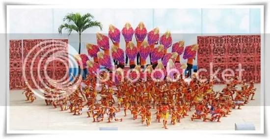 Sinulog Grand Parade Dancers
