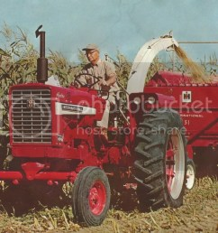 004 tractor of the week 23 international farmall 656 post your farmall 656 wiring [ 1023 x 778 Pixel ]