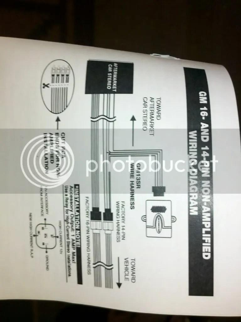 medium resolution of scosche wiring harness problems