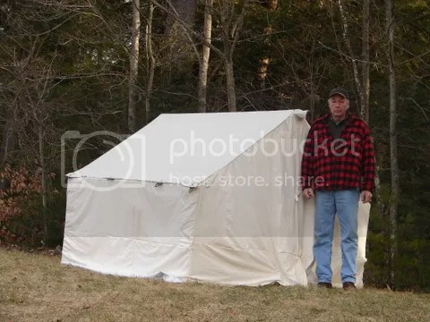 Used Wall Tents - Ronniebrownlifesystems