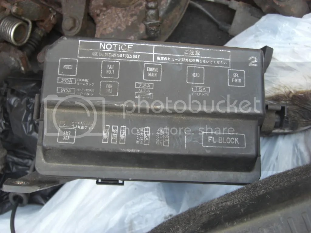 Toyota Highlander Fuse Box Diagram Further Toyota Corolla Fuel Pump