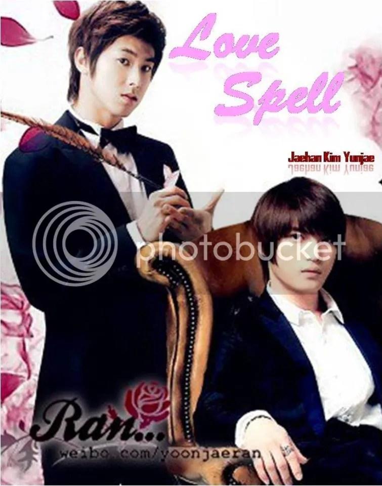 Yunjae :: Love Spell