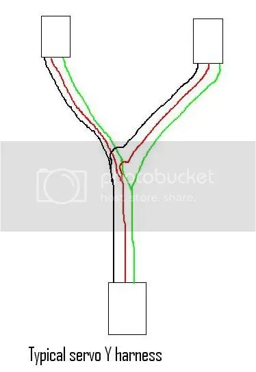 External BEC to Servo Amp Draw