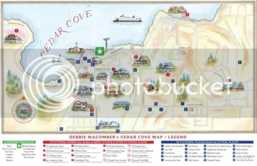 Cedar Cove Map