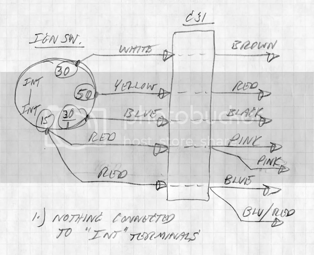 fiat x19 1300 wiring diagram