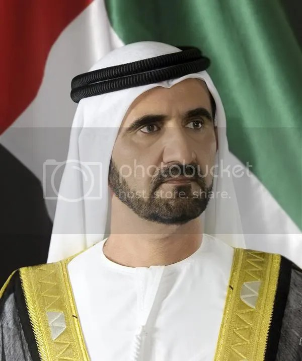 5. Mohammed bin Rashid al Maktoum ($12 billion)
