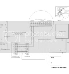humidifier wiring doityourselfcom community forums wiring diagram aprilaire 500a to a goodman gmp075 wiring question doityourself [ 1024 x 847 Pixel ]