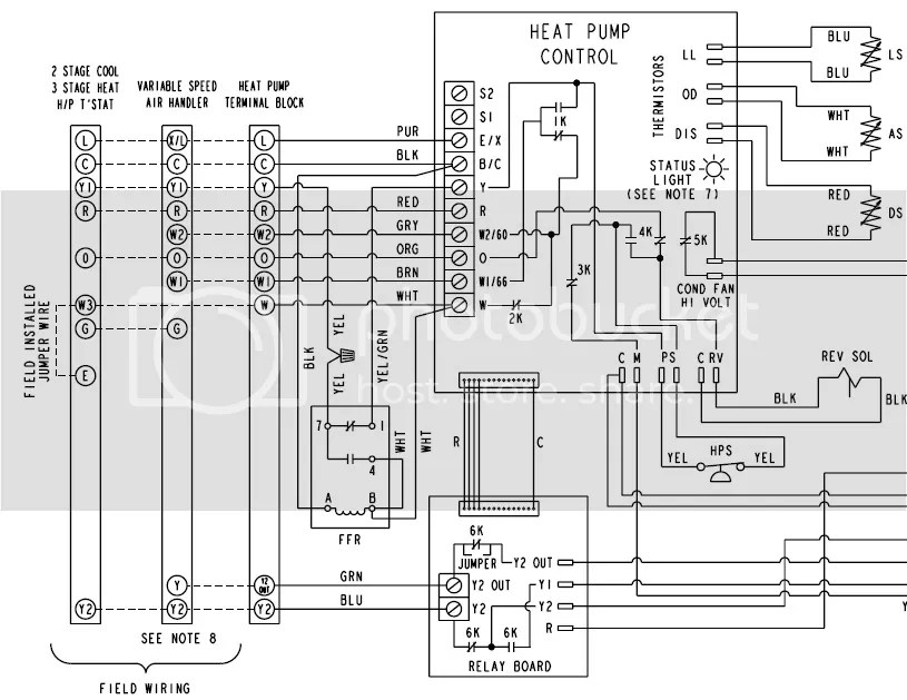 Wiring Diagram Honeywell Thermostat Rth8580, Wiring, Free