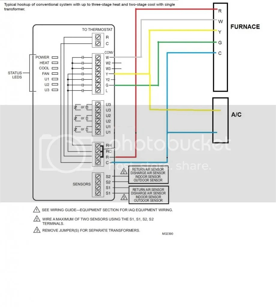 For Wiring Bryant Diagram Thermostat Visionpro Iaq   Wiring ... on
