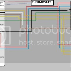 Two Stage Thermostat Wiring Diagram 2005 Dodge Durango Radio Heat Pump / Air Handler Help - Doityourself.com Community Forums