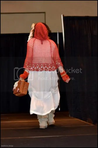 Placidmage at the J-Fashion Show