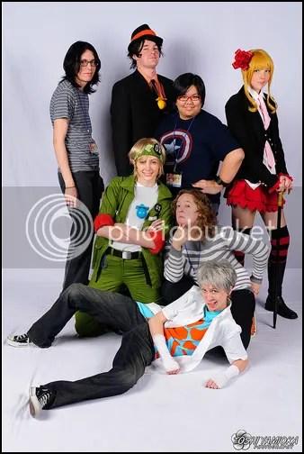 Our Taiyou Con 2012 Group