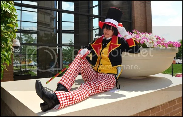 Lelouch in Wonderland