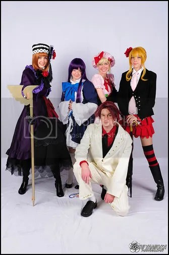East Blue's Umineko Group at Taiyou Con 2012