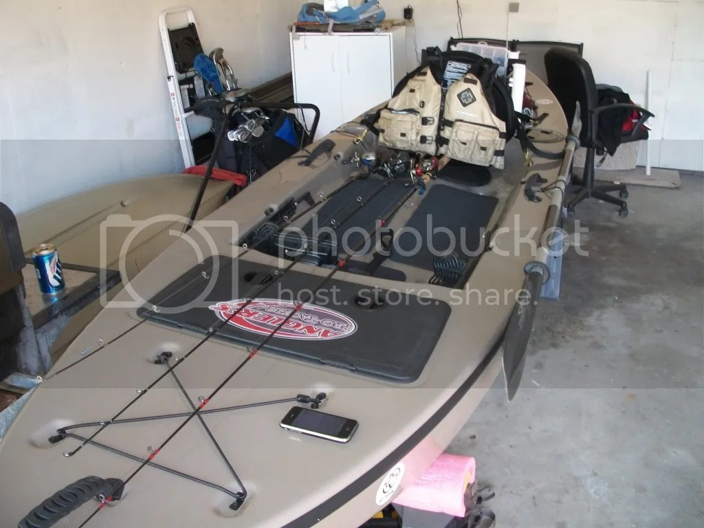 larry chair kayak ice cream table and chairs paddle board fishing texas forum plenty of stability adding the for a high seat is nice it s light weight its size which was big me really liked that