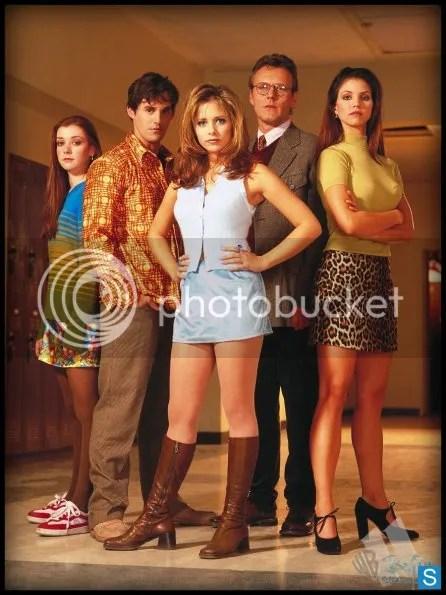 buffy season 1 cast