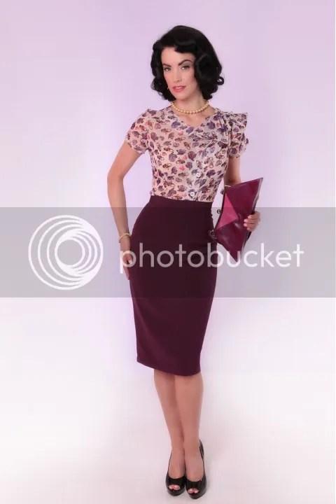 vixen purple skirt (tatyana)