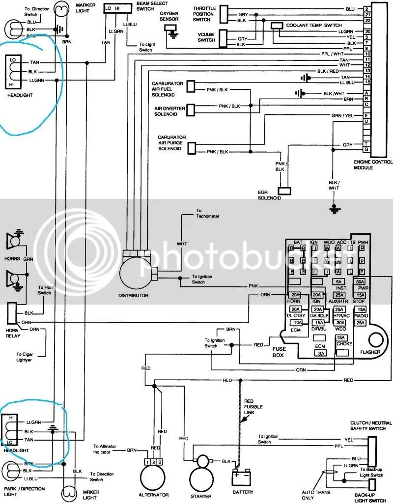 medium resolution of monte carlo wiring diagram image wiring 85 chevy s10 wiring diagram 85 wiring diagrams on 1985