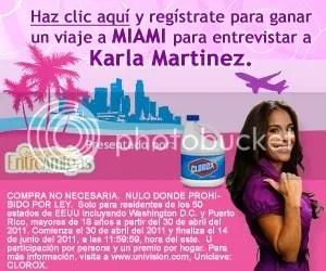 Enter the Tu Mundo Tu Voz Contest for a Trip for Two to Miami
