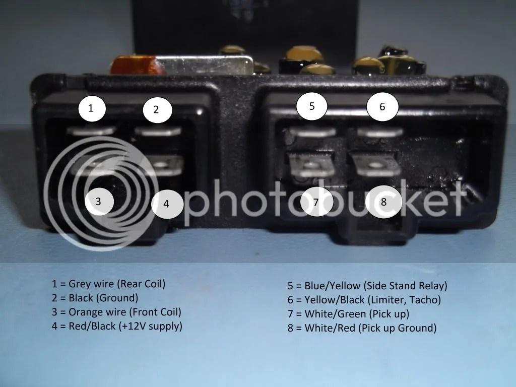 89 Yamaha 250 Virago Wiring Diagram