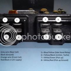 Virago 250 Wiring Diagram For A Pioneer Car Radio Xv 125 Cdi Unit Repair - Yamaha Customs Owners Club