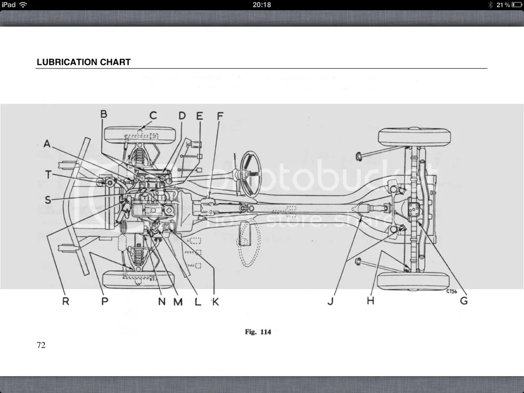 3 view drawing (Page 2) : Spitfire & GT6 Forum : Triumph