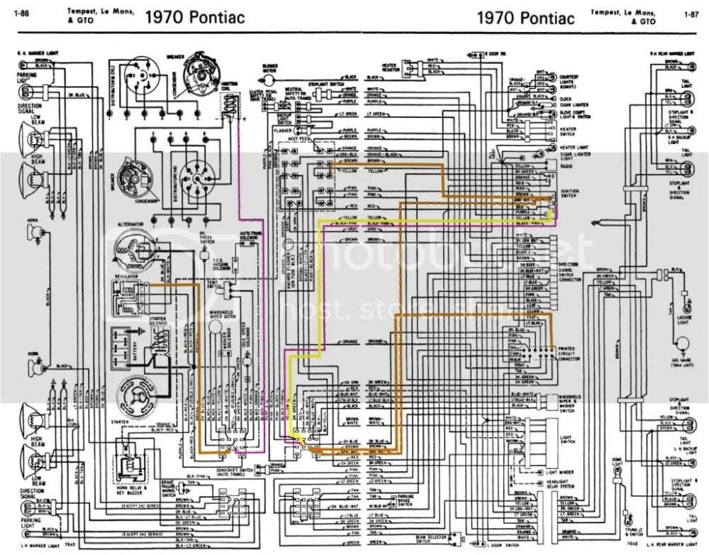medium resolution of 1967 pontiac gto fuse box wiring diagram third level 1966 pontiac gto 1968 pontiac gto fuse box