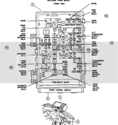 fuse box diagram for 2006 chrysler pacifica images gallery [ 843 x 1024 Pixel ]